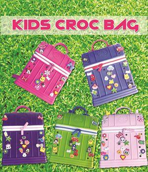 Kids CROC Bag (15 Jibbits setiap bag)