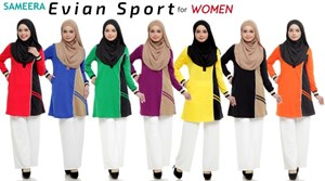 EVIAN SPORT - WOMAN/MOM XS-XL