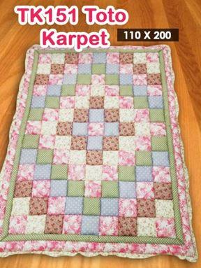 TK151 TOTO KARPET (SZ 110X200 CM)
