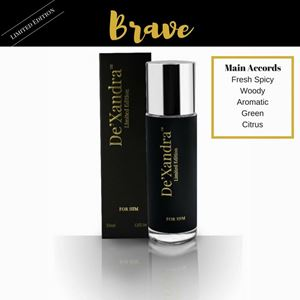 BRAVE - LIMITED EDITION 35ML - M