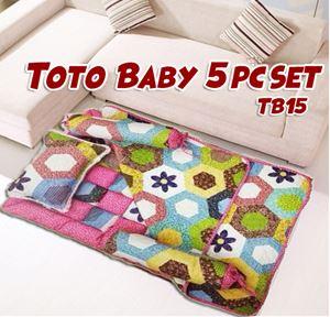 TB15 Toto Baby 5 pc set
