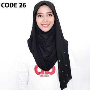 Shawl Pantas Dbatoo Code 26