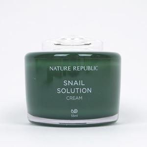NATURE REPUBLIC Snail Solution Cream 30ml