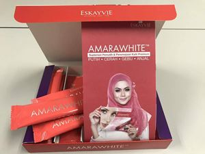 Amarawhite Promo (Set of 3 for EL ONLY)