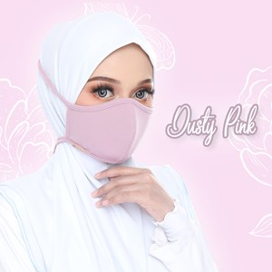 FACEMASK LIMITED EDITION (DUSTY PINK)