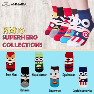 SUPERHERO COLLECTIONS