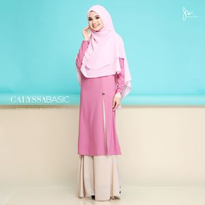 CALYSSA BASIC CASUALITY (LIGHT PINK)