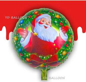 PARTY BALLOON ( SANTA - 2 )