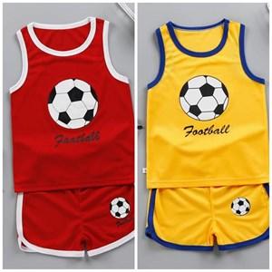 KIDS SUMMER EXERCISE SET - BALL  ( SIZE 90-160 )