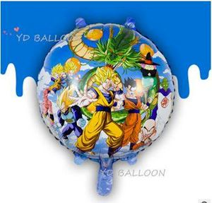 PARTY BALLOON  ( DRAGON BALL )