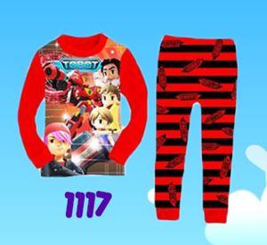 1117 Tobot & StarWars 3D Pyjamas