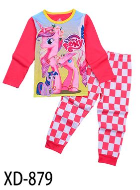 XD-879 PONEY KIDS PYJAMAS