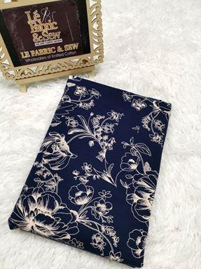 FLOWER BLACK 1906002