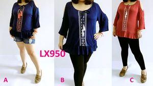 LX950  *Bust 105-160CM