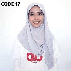 Shawl Pantas Dbatoo Code 17