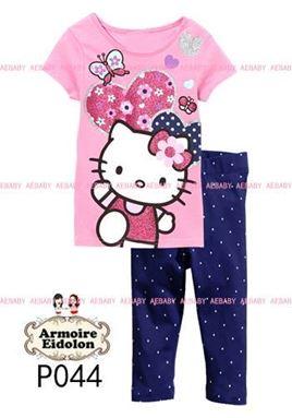 AE Pyjamas - Hello Kitty - P044