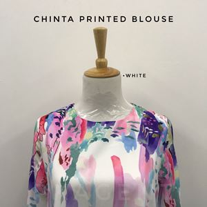 CHINTA PRINTED BLOUSE