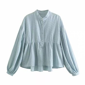 COTTON LIGHT COLOR INSPIRED TOP