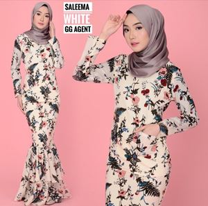 Saleema pocket kurung