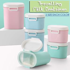 Travelling Milk Container