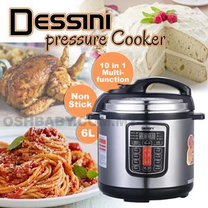 DESSINI PRESSURE COOKER ETA 15 JULY 20