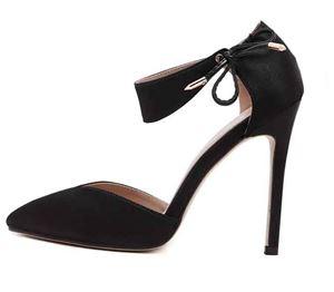 Shoe 2713 Black | Red