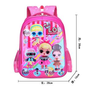 Nursery-Kindy School Bags ( LOL )