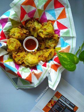 Fritters (Cucur)/Lempeng/Crepe
