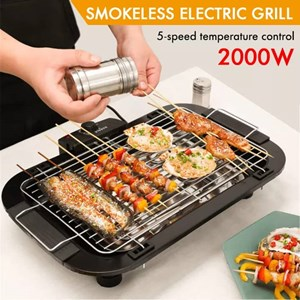 ELECTRIC BARBEQUE GRILL 2000W