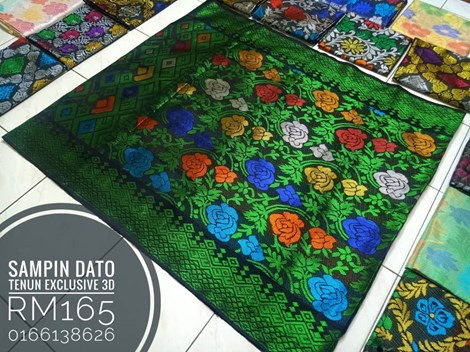 SM3D- 96 -  SAMPIN DATO TENUN EXCLUSIVE 3D