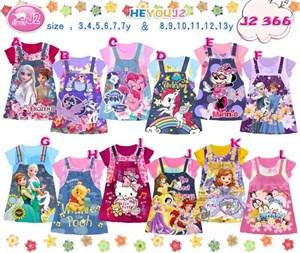 J2 Dress @ 366  SIZE 3Y-12Y