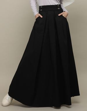 ALICE SKIRT IN BLACK