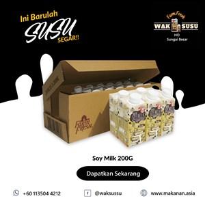 Soy Milk 200G X 24 PKTS