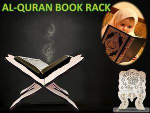 REHAL BOOK RACK N00952