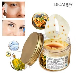 Bioaqua Gold Foil Osmanthus Eye Mask