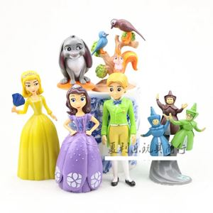 Sofia The First Figurine (6 pieces)