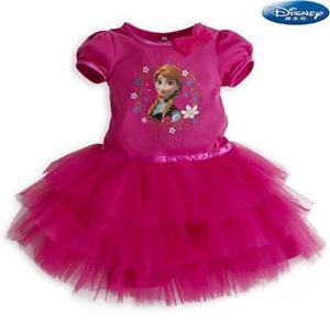 @  31422 PINK ANNA  DRESS. ( Size 80-110 )