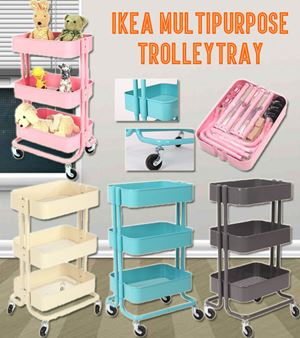 Ikea Multipurpose TrolleyTray