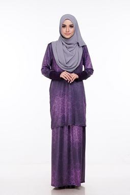 Baju Kurung Melissa (KM115) - Size S, M Only