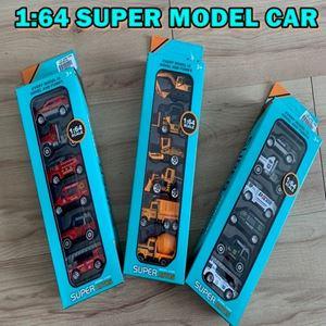 1:64 SUPER MODEL CAR