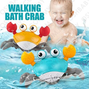 WALKING BATH CRAB