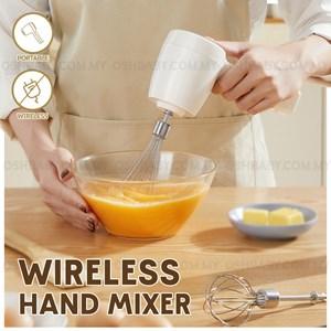 WIRELESS HAND MIXER