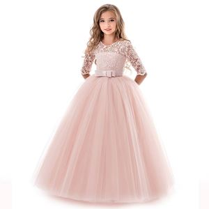 PRINCESS DRESS ( PEACH ) SZ 130-170