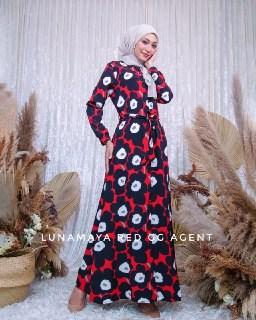 LUNAMAYA DRESS