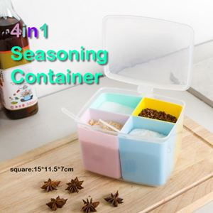 4 in 1 Seasoning Container