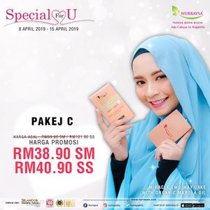 NURRAYSA Special For You - Package C