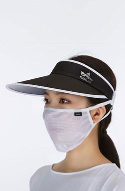 Salua Mask Big Sun Cap *Ready stock