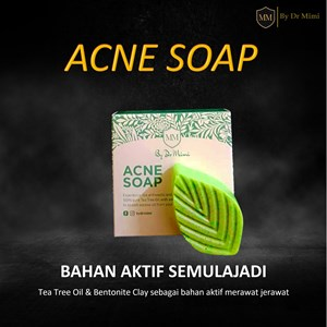 ACNE SOAP - SABUN JERAWAT