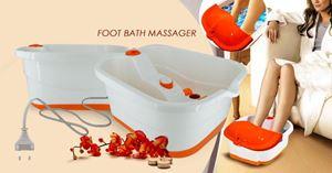 MULTIFUNCTION FOOT BATH MASSAGER
