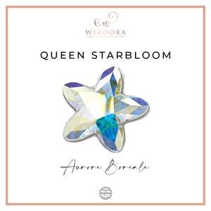 Brooch Star Queen Aurore Boreale